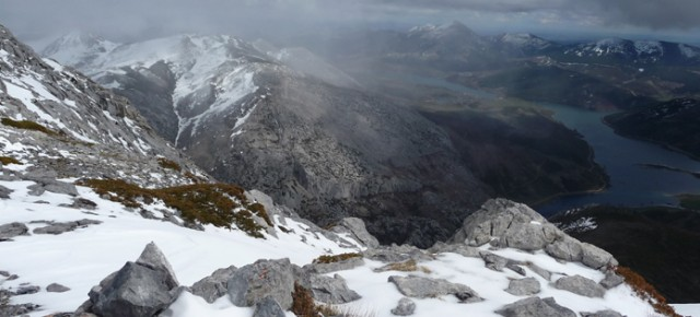 Corredor Invernal: Noreste Espigüete