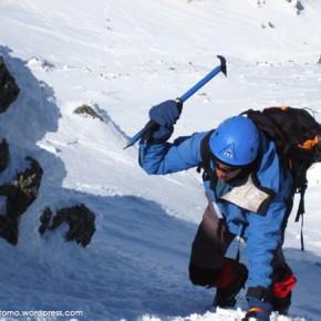 CORREDOR INVERNAL: Norte Cabezas de Hierro (2383 m)