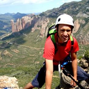 FERRATA: Cubilillo os Fils en Riglos, Huesca