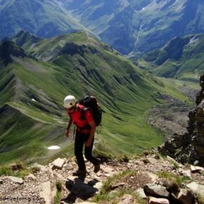 ASCENSION: Pico de Midi D'ossau en Pirineos