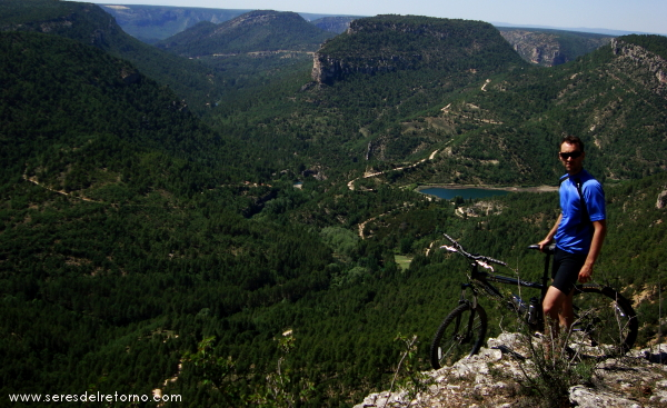 7 panoramica desde el mirador de Peralejos