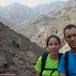 ASCENSION: Djebel Toubkal (4165m) en el Atlas africano