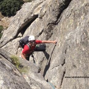 ESCALADA: Vias Ezequiel y Manolin en el Pico La Miel